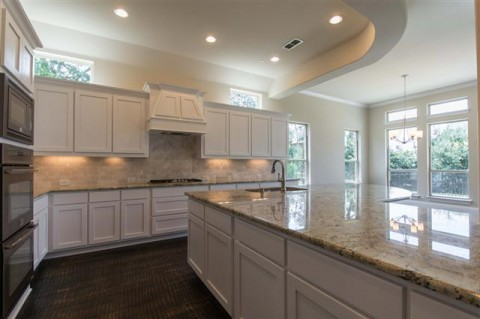 New Construction Kitchen Trends